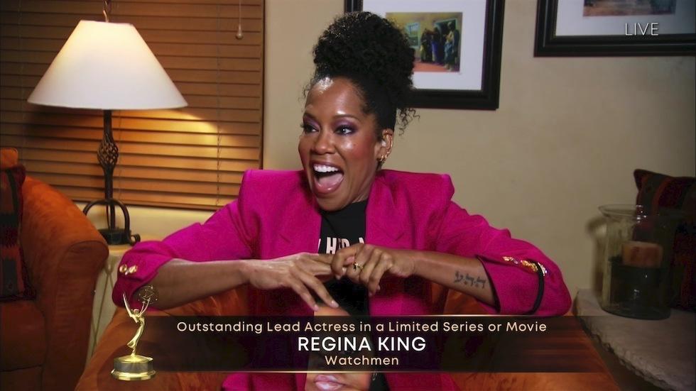 regina King emmy awards 2020 - neomag.
