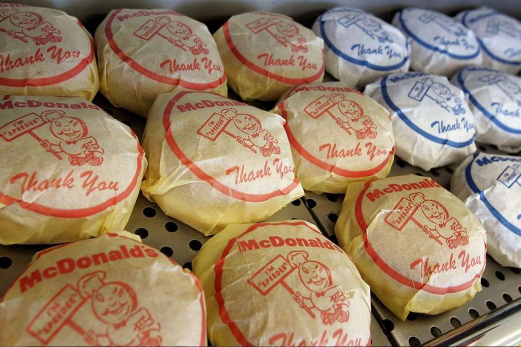 Storia di McDonald's - neomag.