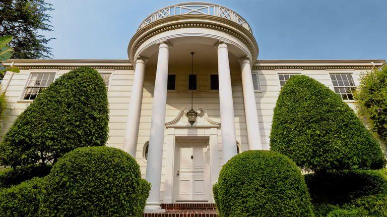 Villa di Willy il Principe di Bel Air - Neomag.