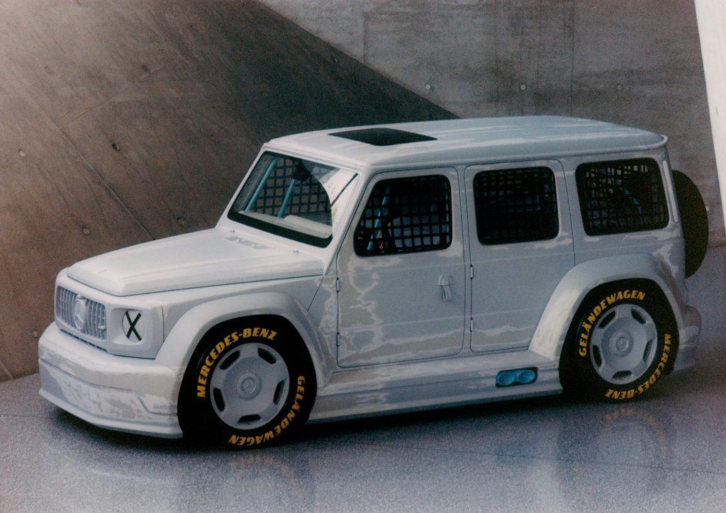 Virgil Abloh x Mercedes-Benz - neomag.