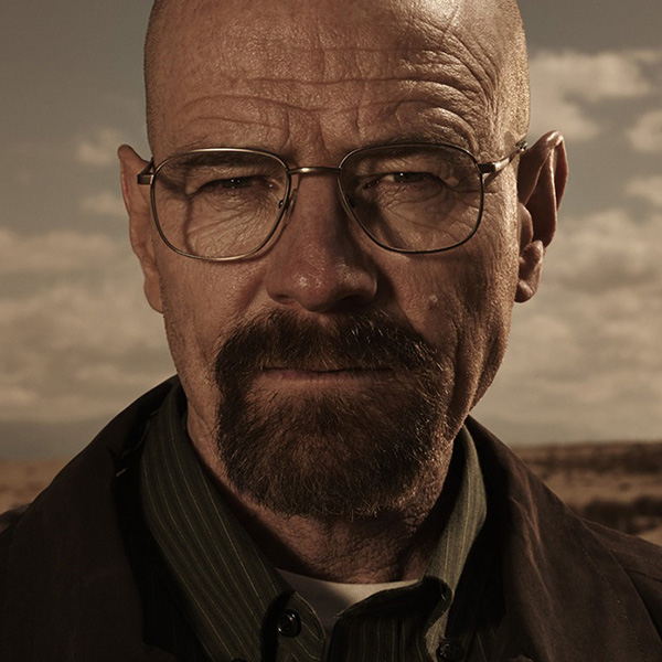 Walter White in Breaking Bad - neomag.