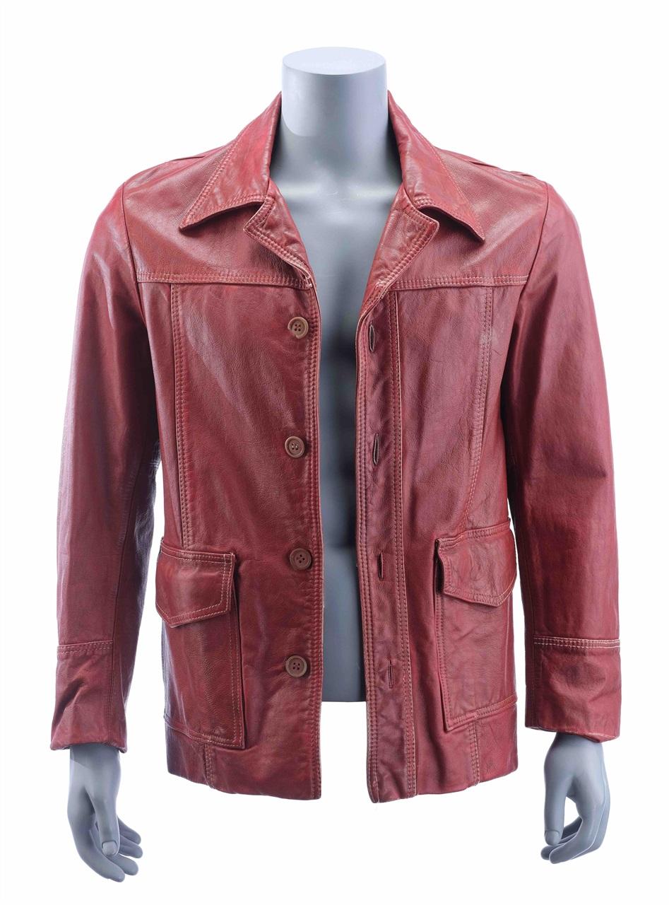 La giacca in pelle di Tyler Durden - Neomag.