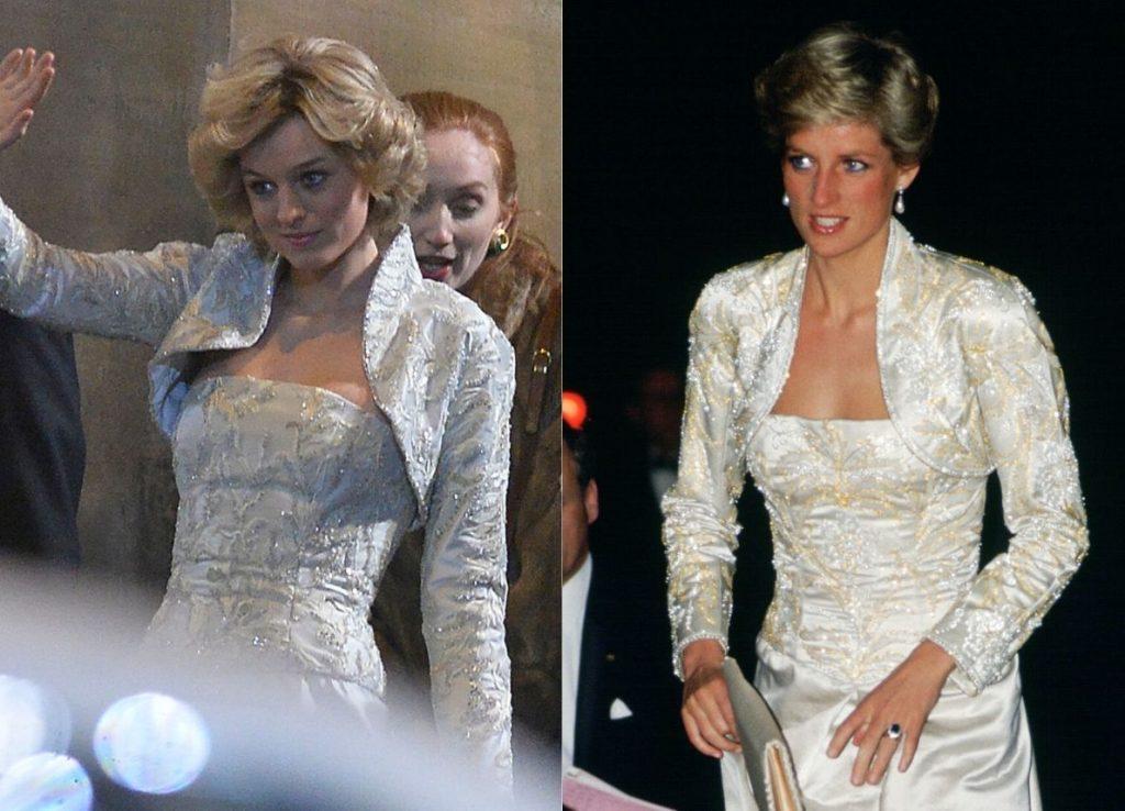 Lady Diana come Emma Corrin - Neomag.