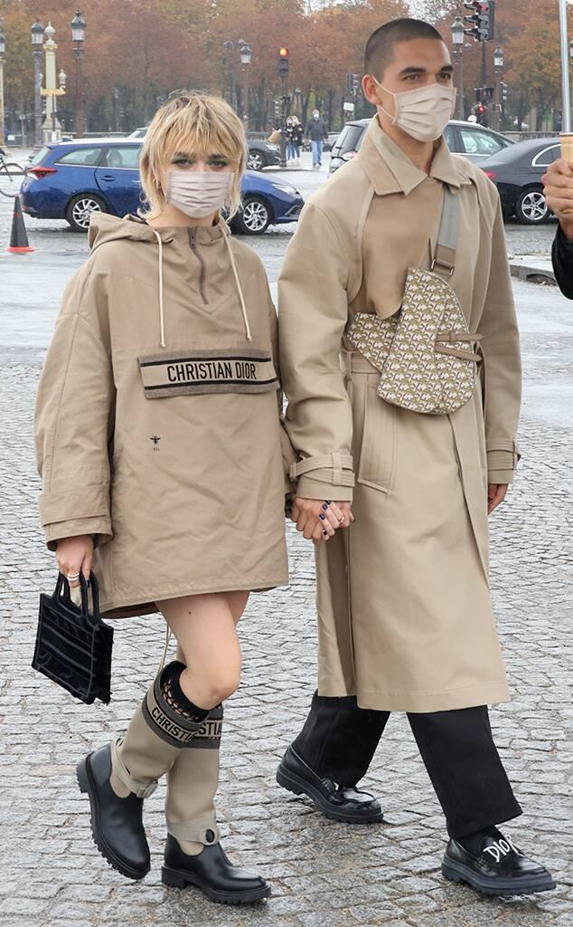 Look Dior Maisie Williams - Neomag.