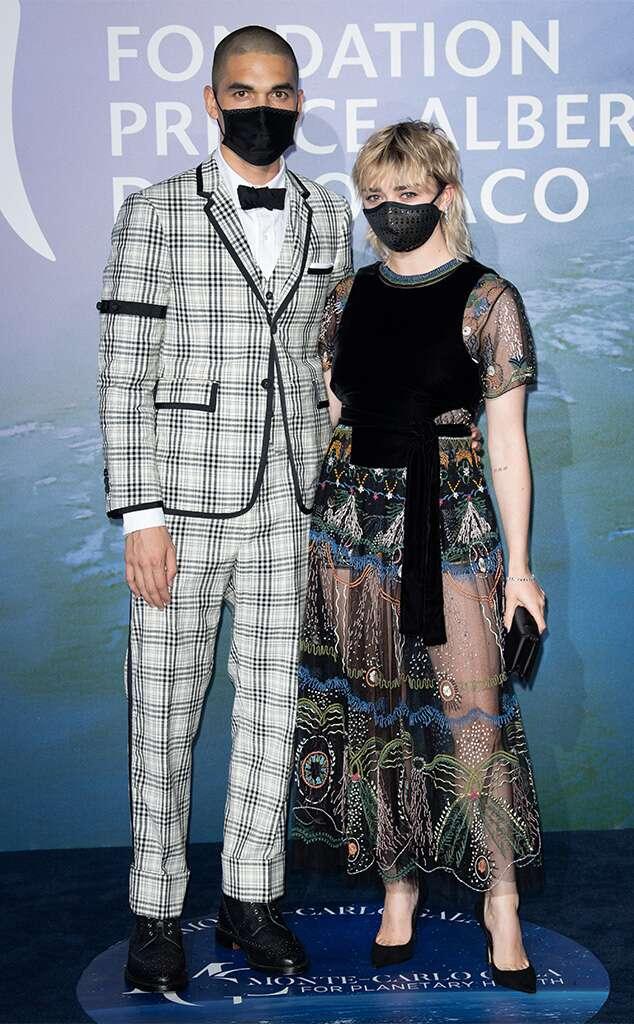 Maisie Williams e Reuben Selby - neomag.