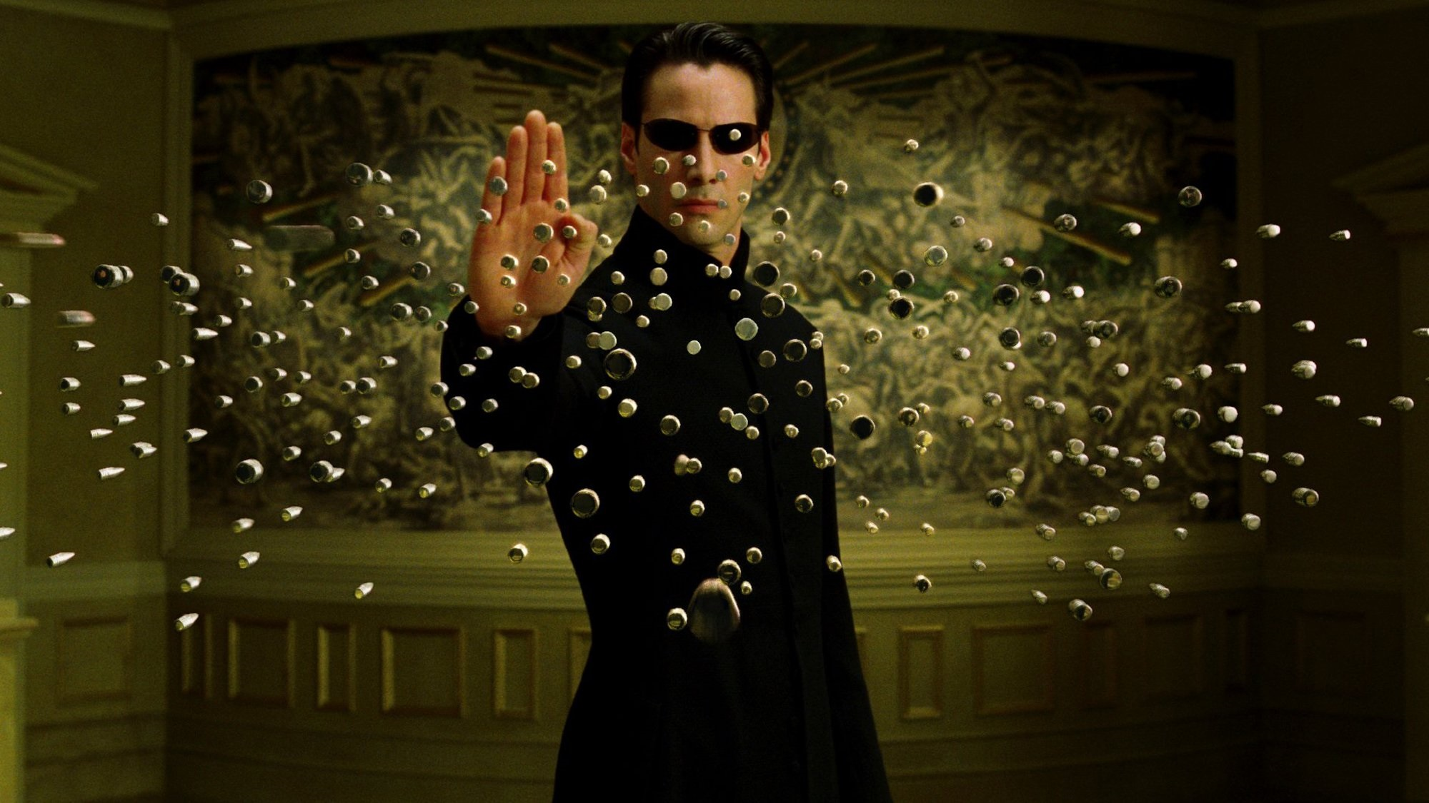 Matrix Reloaded - Neomag.