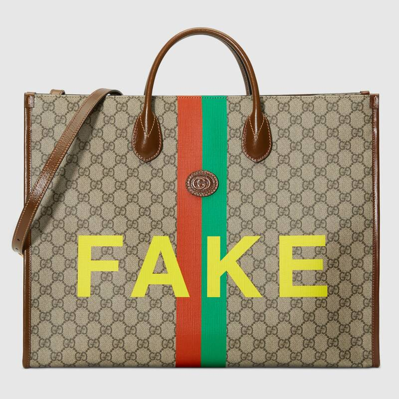 Not Fake di Gucci Borsa - Neomag.