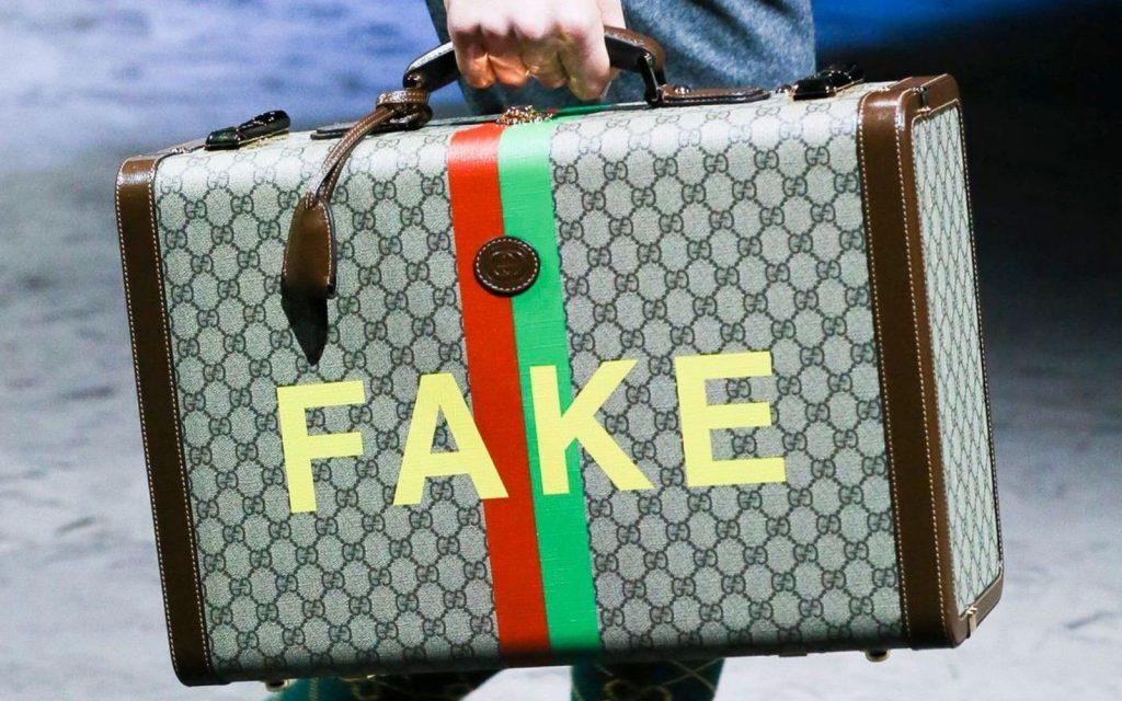 Not fake di Gucci - neomag.