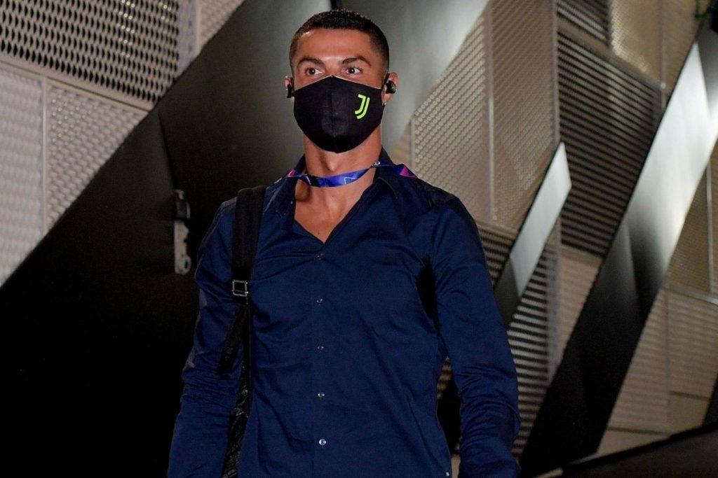 Ronaldo contro il Coronavirus - Neomag.