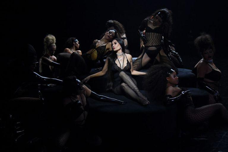 Demi Moore Savage x Fenty Show 2020 - Neomag.
