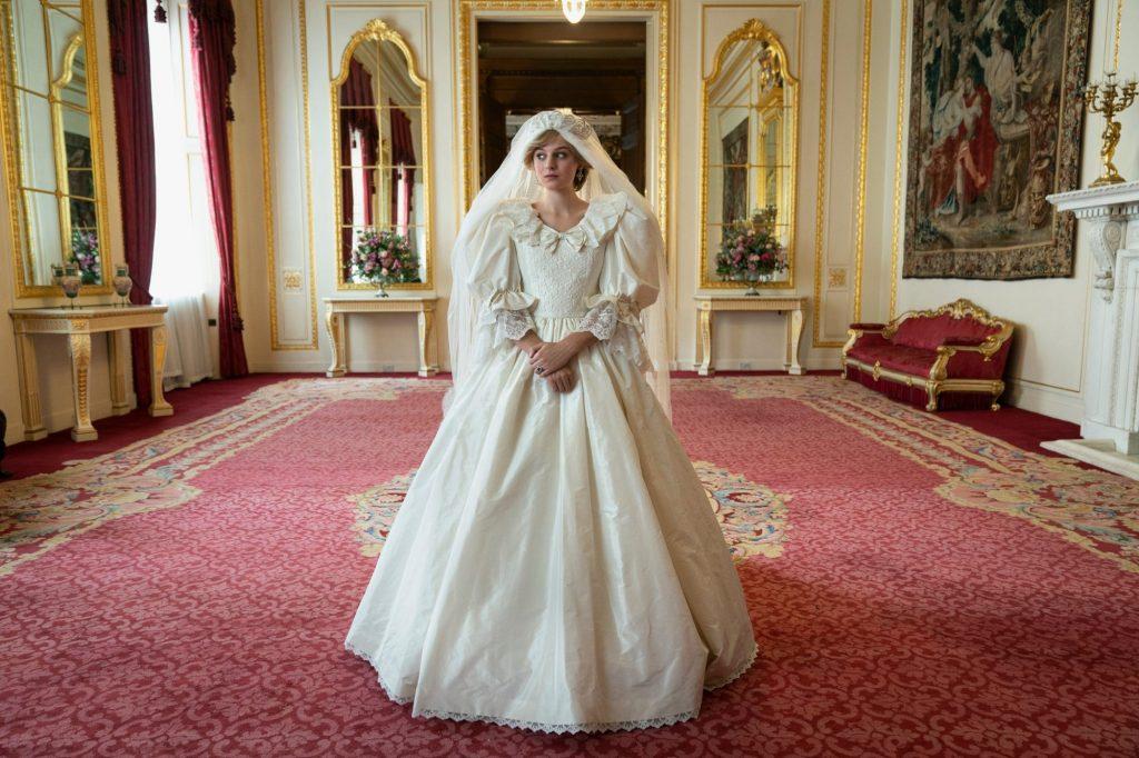 Vestito da sposa di Lady D - Neomag.