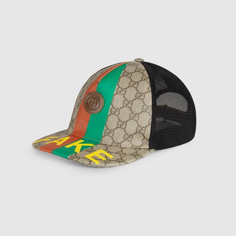 cappello Not fake di Gucci - neomag.