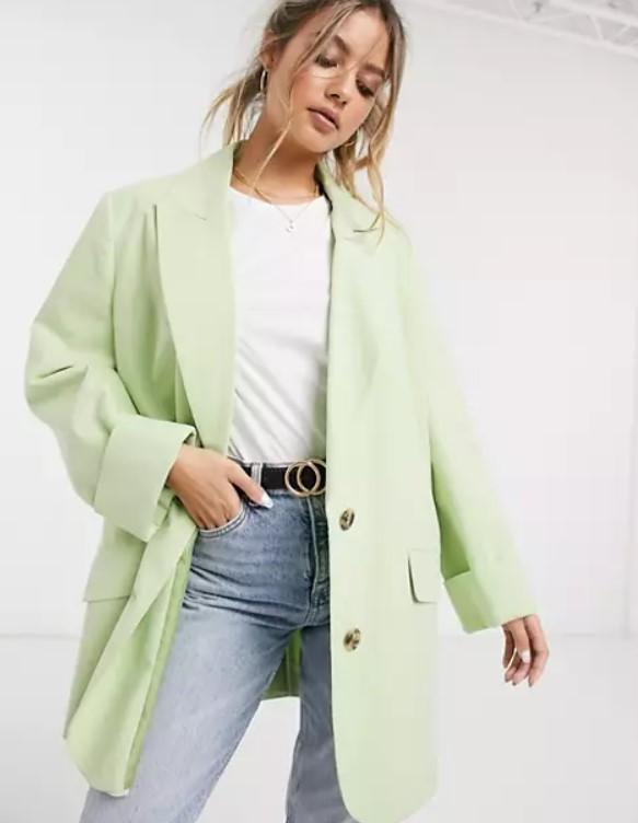 cappotto Verde - Neomag.