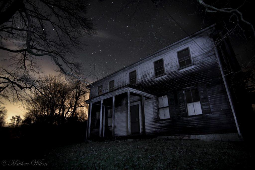 casa dei fantasmi - Neomag.