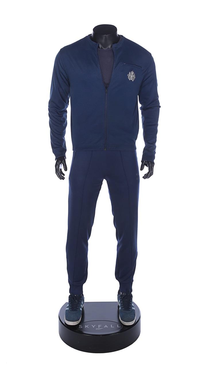 training suit di James Bond's - Neomag.