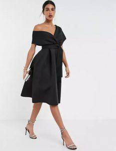 vestito nero - Neomag.