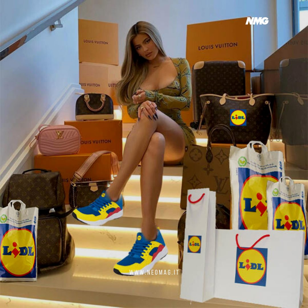 Sneakers Lidl - Neomag.