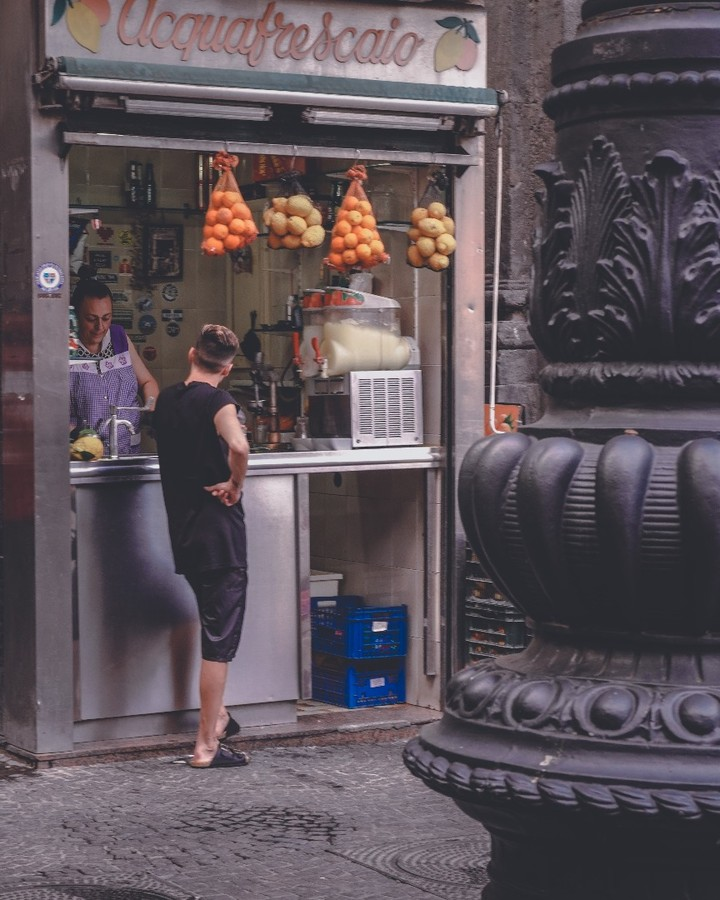 Contest fotografico su Napoli - Neomag.