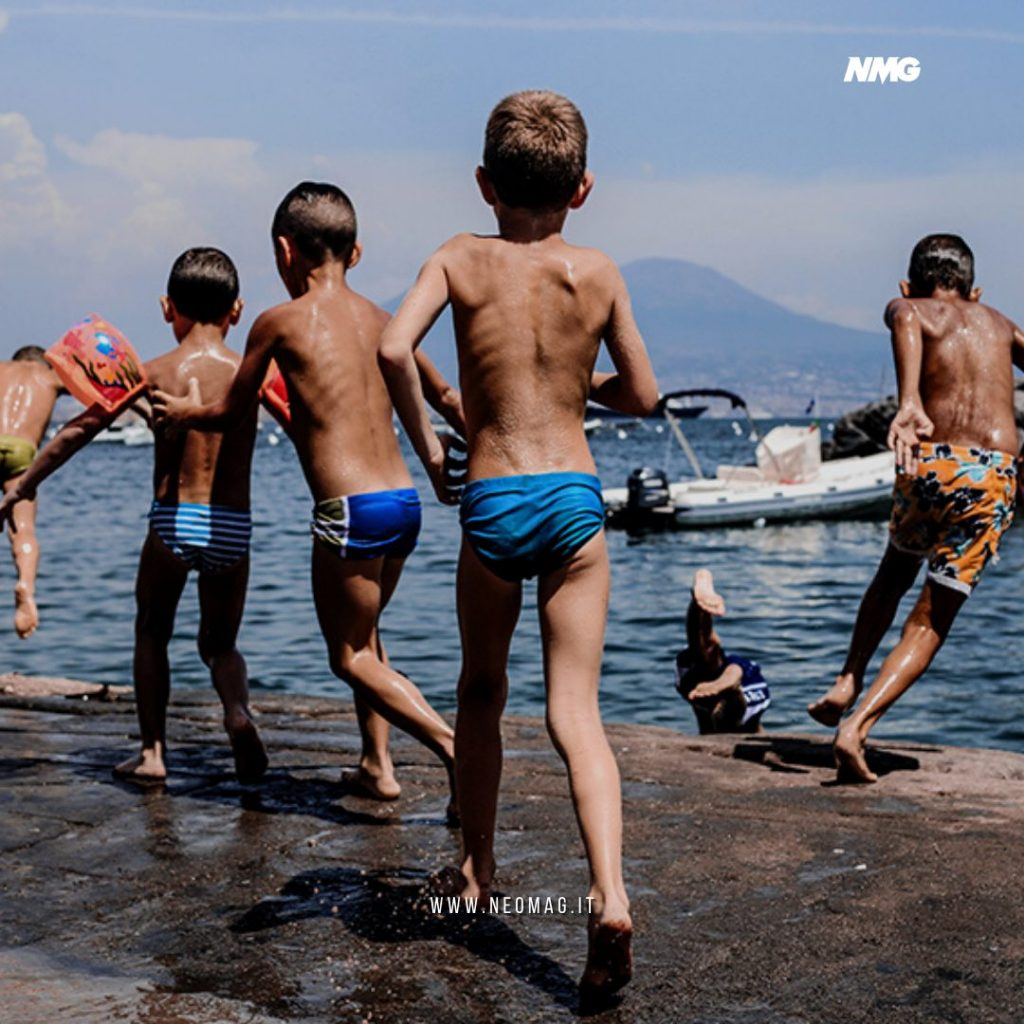 Napoli photo project - Neomag.