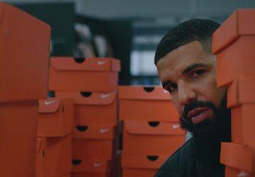 Drake x Nike - Neomag.