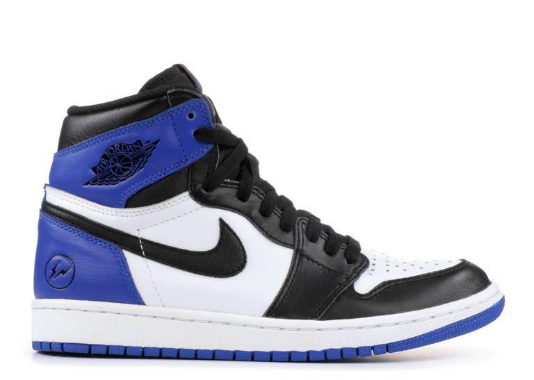 Fragment x Nike Air Jordan 1 F&F - Neomag.