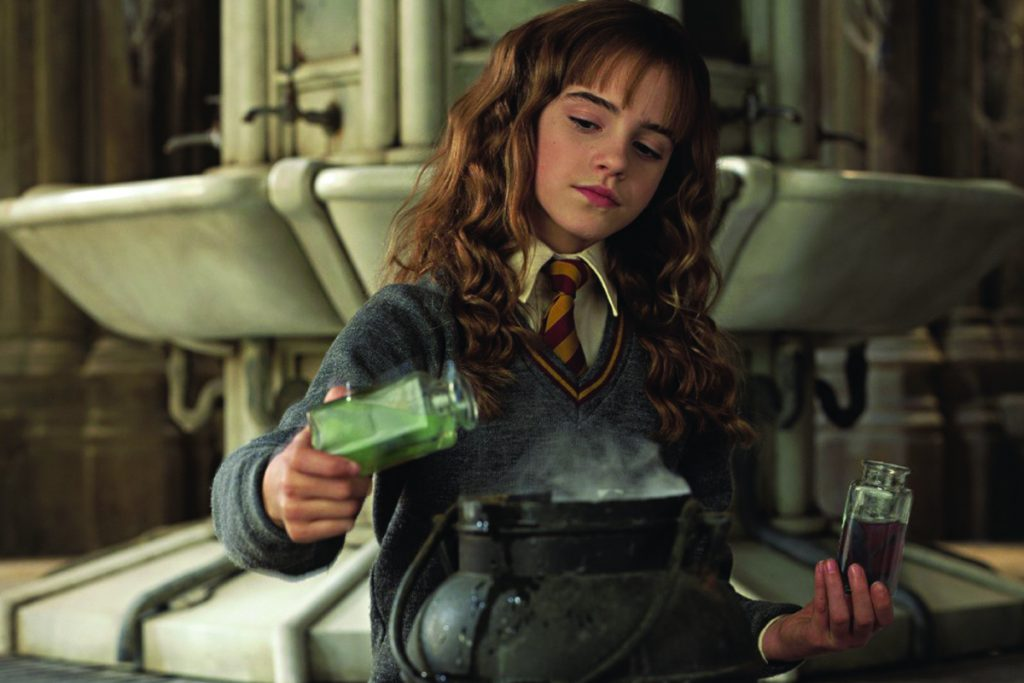 Harry Potter in Bagno - Neomag.