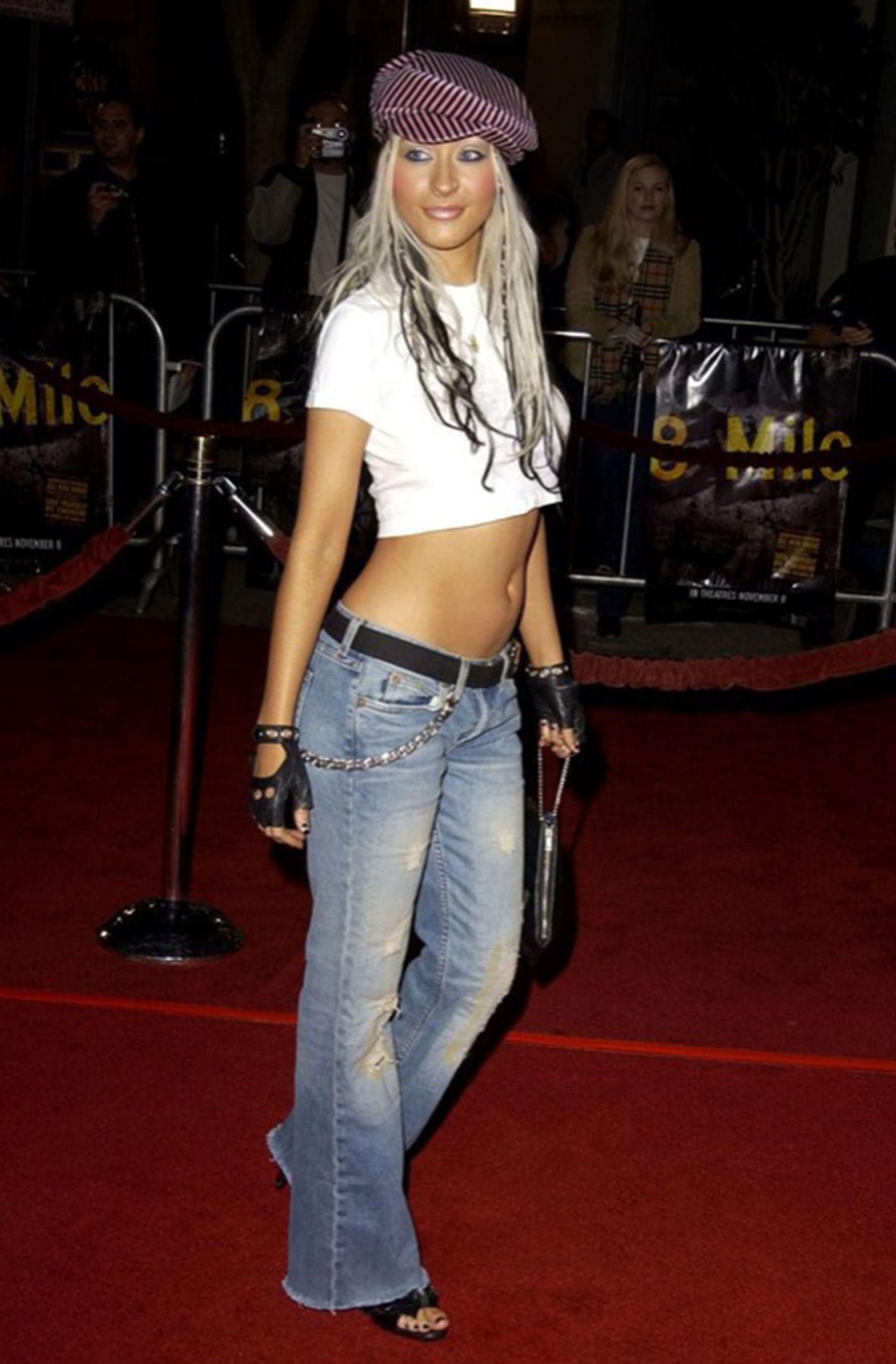 christina aguilera jeans - Neomag.