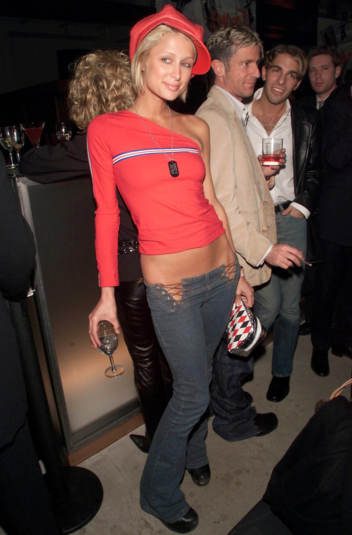 Paris Hilton Jeans - Neomag.