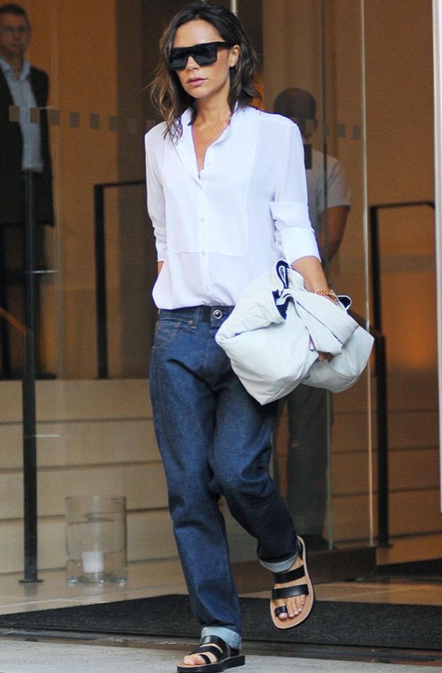 Victoria Beckham jeans - Neomag.