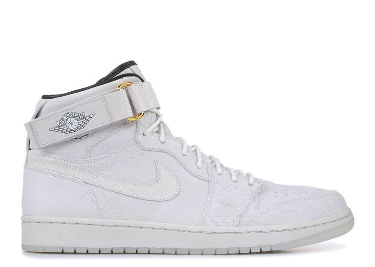 """Just Don x Nike Air Jordan 1 """"BHM"""" - Neomag."""