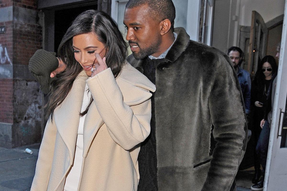Kanye e Kim - Neomag.