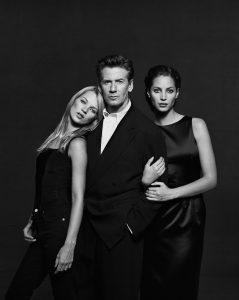 Kate Moss, Calvin Klein, and Christy Turlington - Neomag.