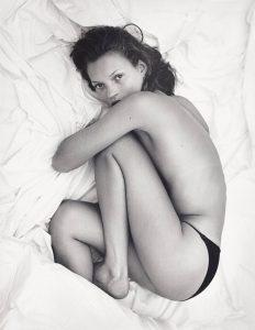Kate Moss x Calvin Klein - Neomag.