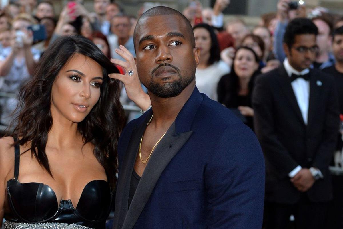 Kim e Kanye - Neomag.