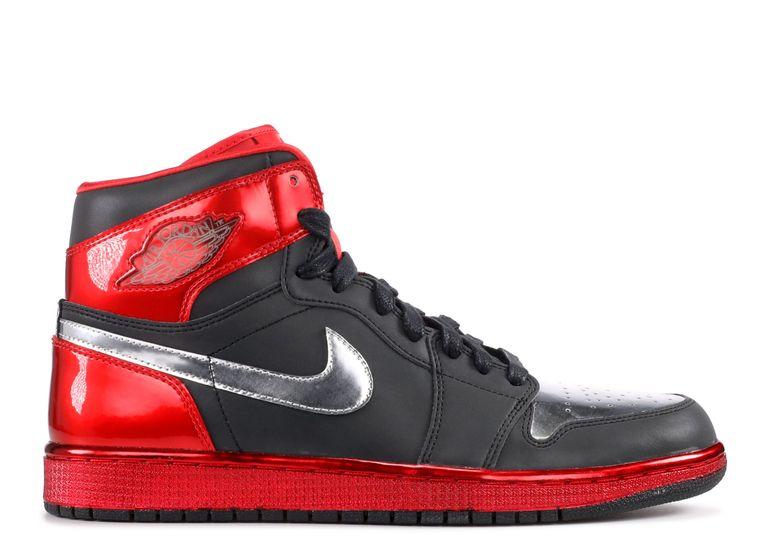 Nike Air Jordan 1 Legends of Summer Black - Neomag.
