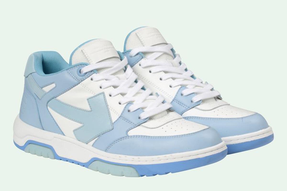 Sneakers di Virgil Abloh - Neomag.