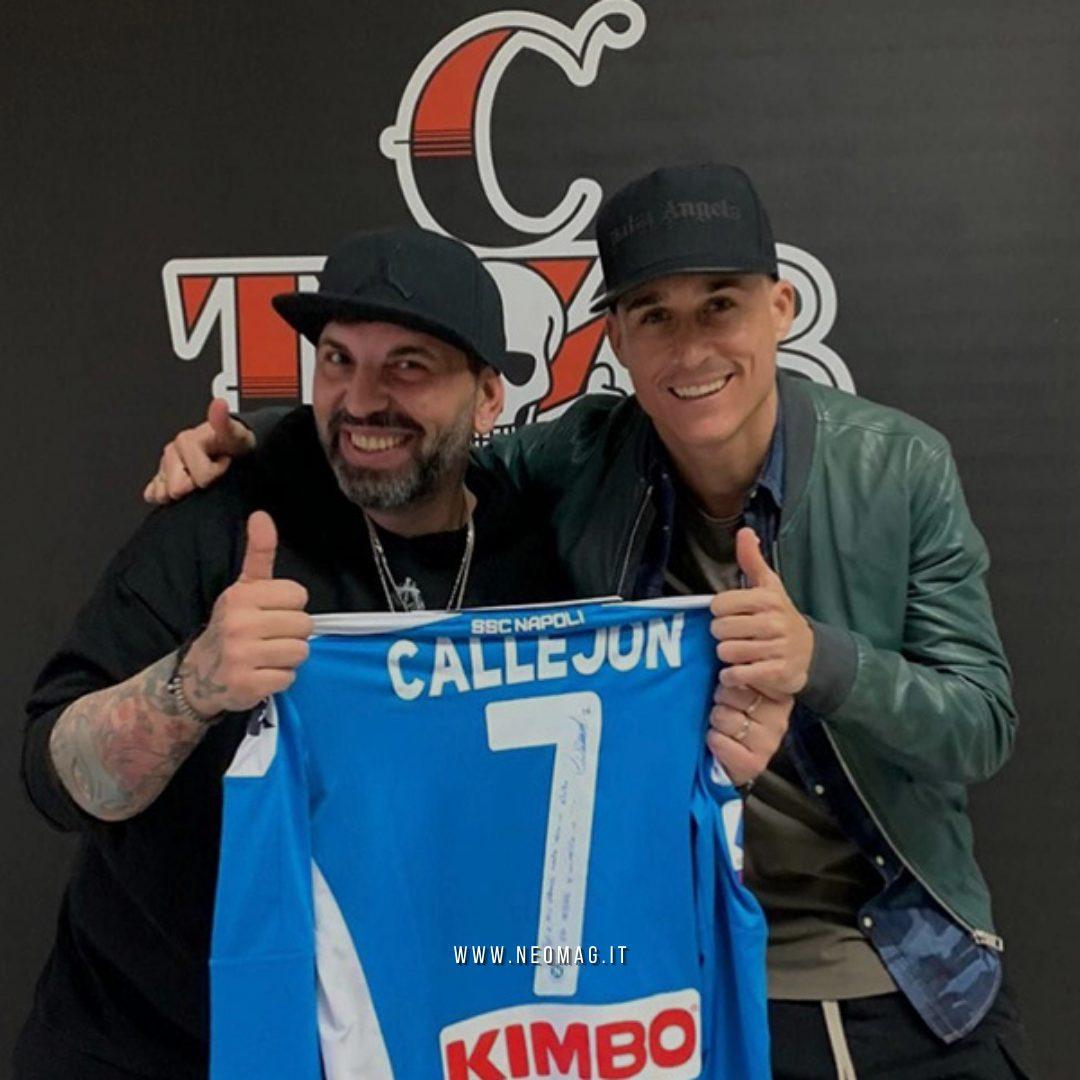 Tatuaggio Callejon - Neomag.