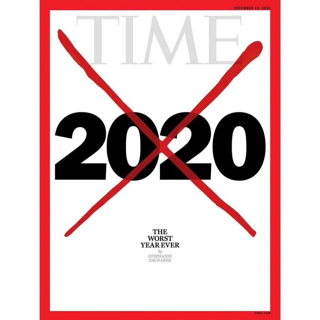Copertina Time 2020 - Neomag.