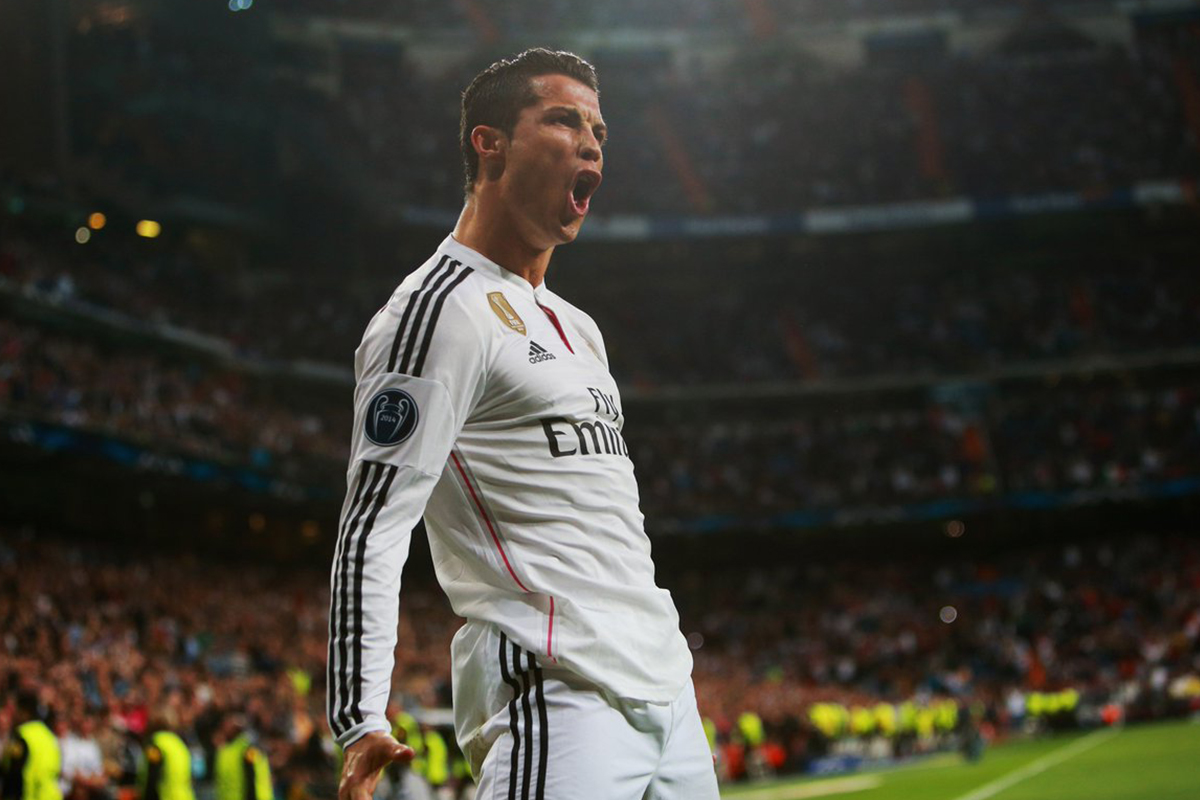 Cristiano Ronaldo - Neomag.