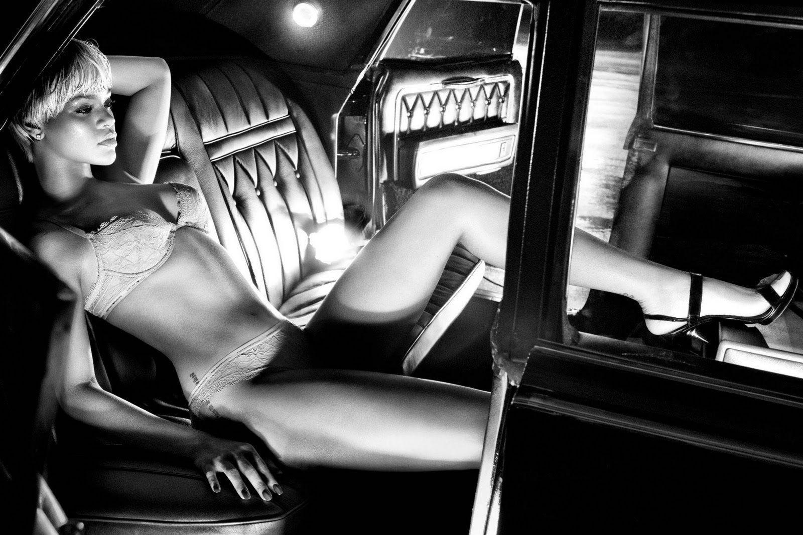 Rihanna x Armani - Neomag.