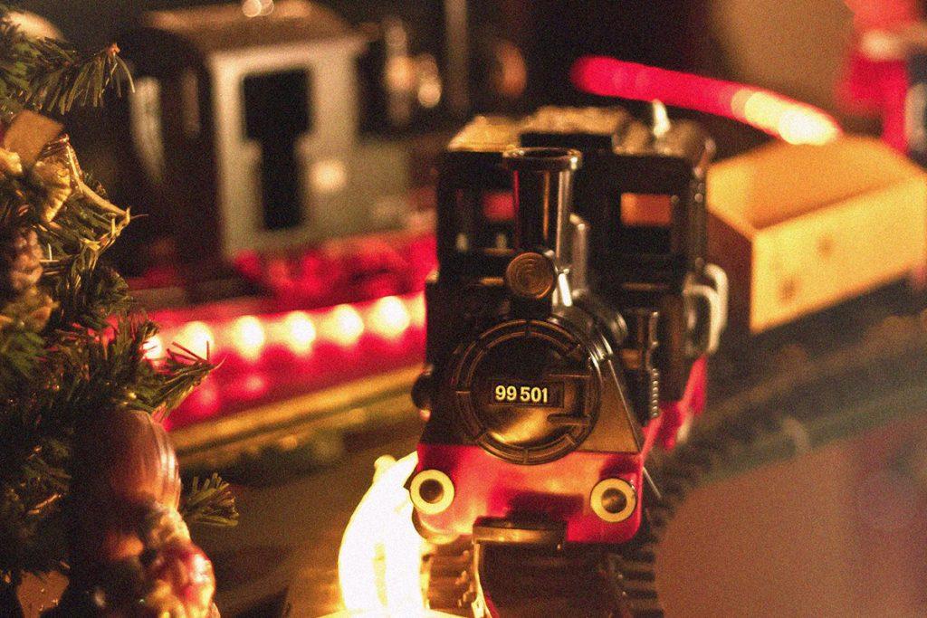 Trenino di Natale - Neomag.