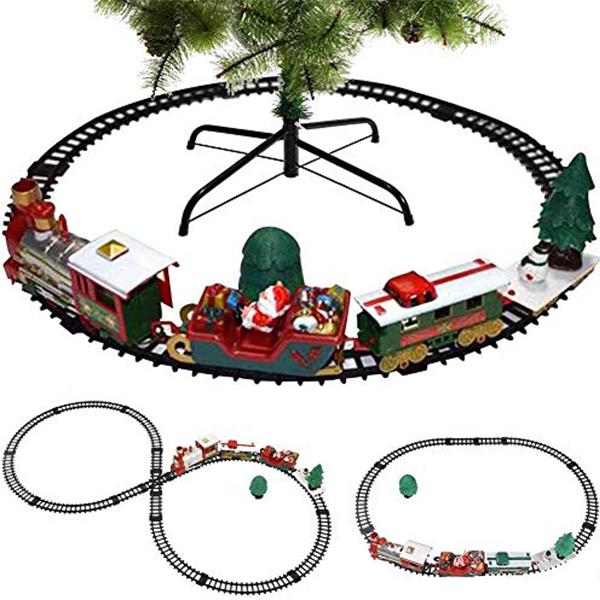Treno Natale - Neomag.