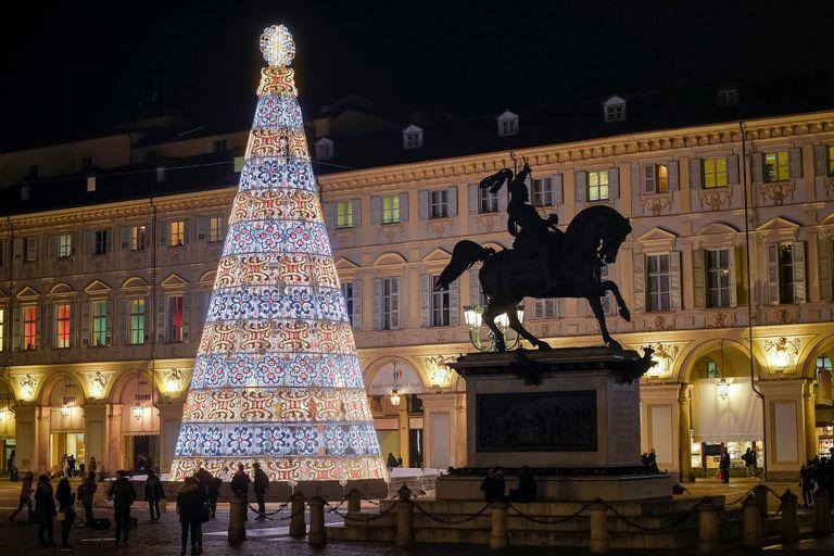 Albero di Natale di Torino - Neomag.