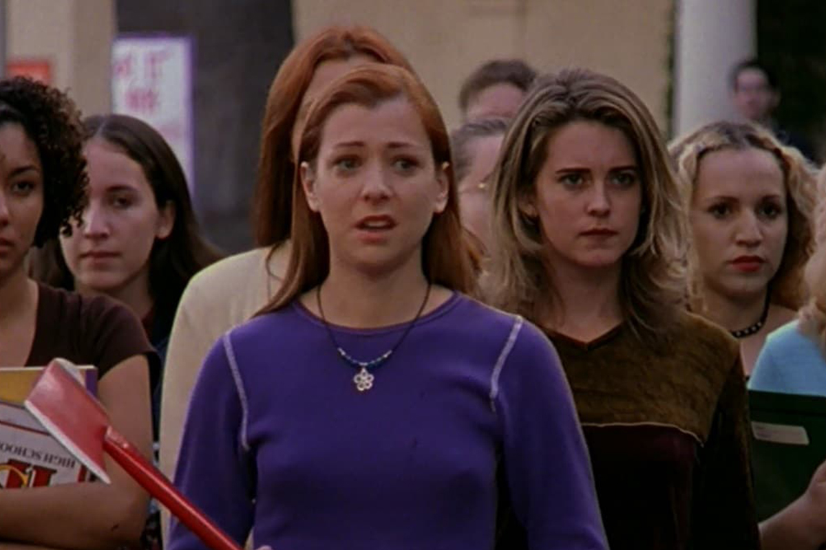 Buffy 2x16 - Neomag.