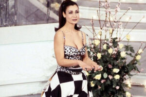 Claudia Koll a Sanremo - neomag.
