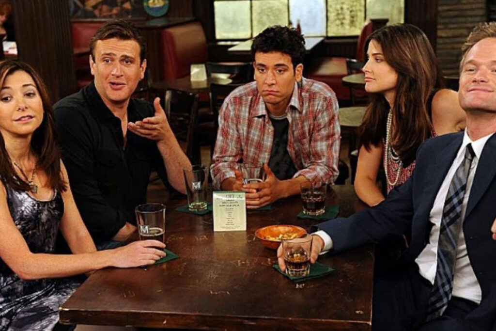 How i met your mother - Neomag.