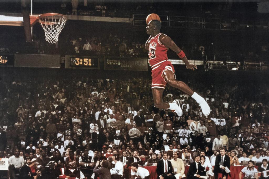 Michael Jordan - Neomag.