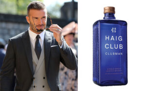 Scotch di David Beckham - neomag.