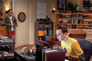 Sedia Aeron di Herman Miller in The Big Bang Theory - neomag.