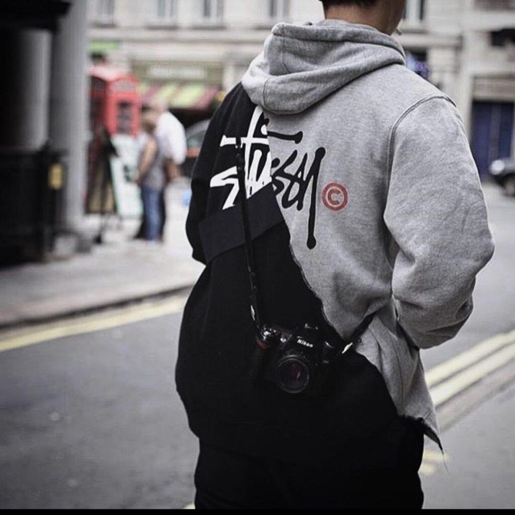 Stussy streetwear - neomag.